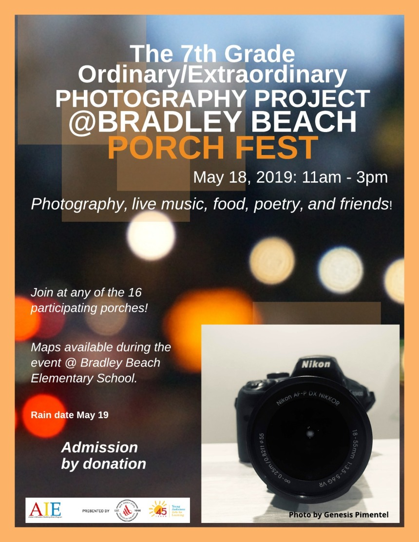 Porch Fest - Flyer (1)